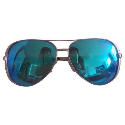 Michael Kors Pilot stijl zonnebril