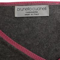 Brunello Cucinelli Sweater in grey