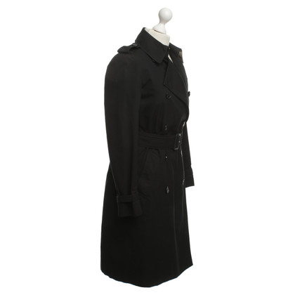 Burberry Trenchcoat in zwart