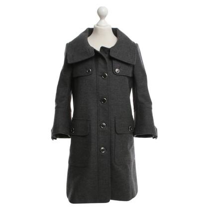 Burberry Mantel aus Wolle/Kaschmir
