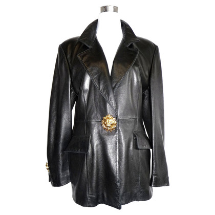 Ferre leather jacket