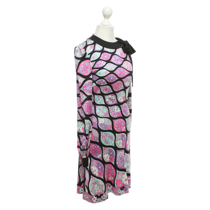 Emilio Pucci Dress with a floral pattern