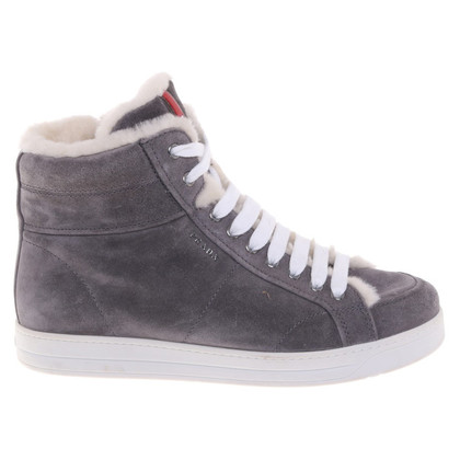 Prada Sneakers in grey