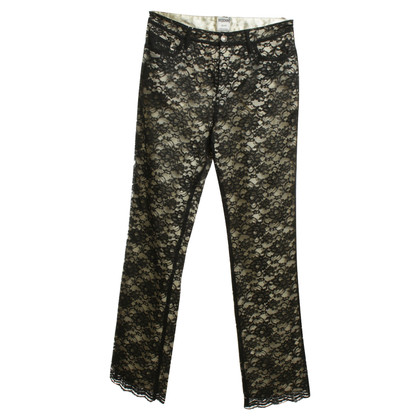 Moschino Pants lace