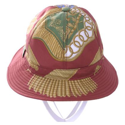 Hermès silk hat