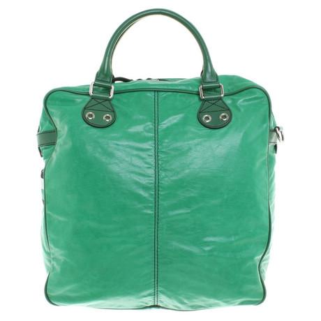 Gucci Tote Bag in Grün Grün Freiraum Für Billig Spielraum Schnelle Lieferung Rabatt Neuesten Kollektionen Freies Verschiffen-Spielraum Store Qxupz1x