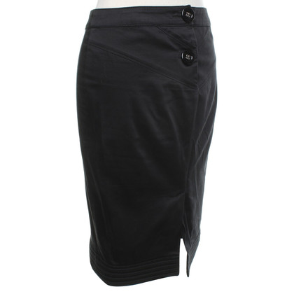 Versace Pencil skirt in black