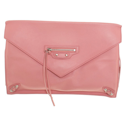 Balenciaga Clutch in pink