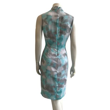 Elie Tahari Zijden jurk