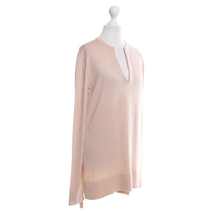 The Row Pullover in Nude