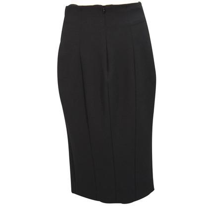 Versace skirt in black