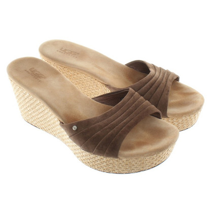 UGG Australia Sandals in Brown