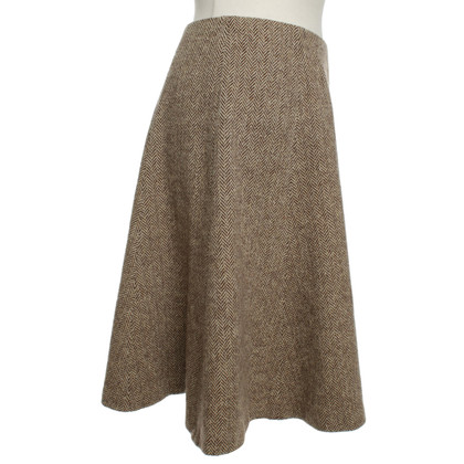 Ralph Lauren Midi-skirt in brown