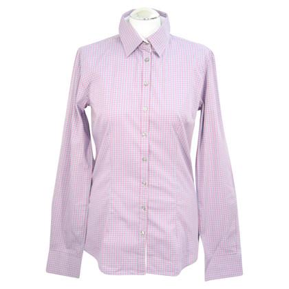 Blaumax Camicetta da camicia con motivo a quadri