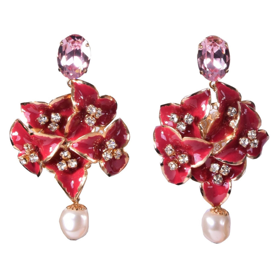 Dolce & Gabbana Clip-Ohrringe