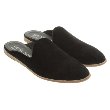 Pedro Garcia Mules in black