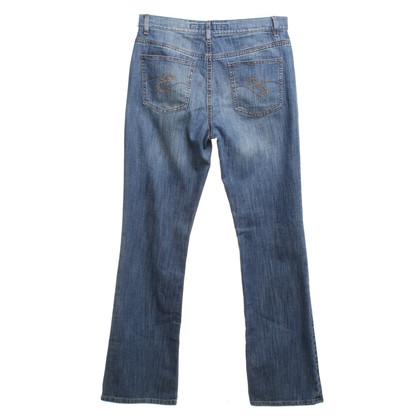 Escada Jeans in Blau