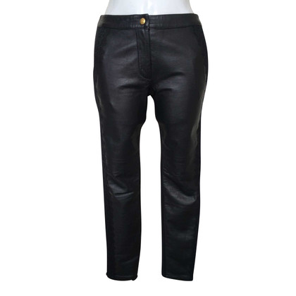 Alice By Temperley Leather pants in black