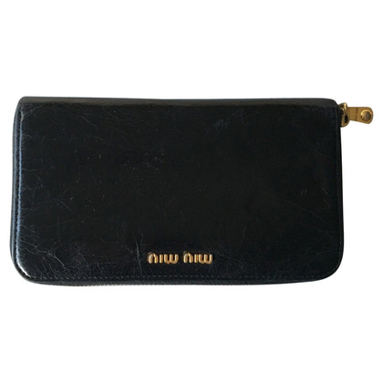 Miu Miu Wallet in Bicolor