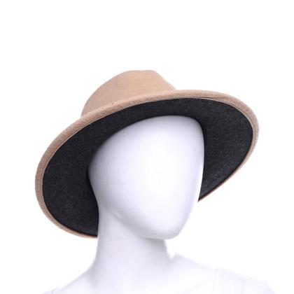 Max & Co Cappello di lana beige