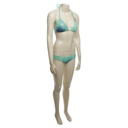 Luli Fama Bikini mit Spitze