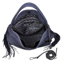 Diane von Furstenberg Hobo bag with fringes