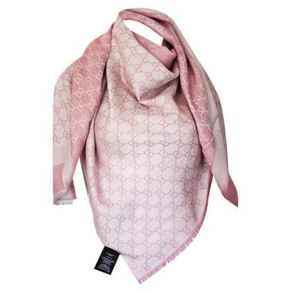 Gucci Guccissima cloth in pink