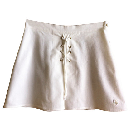 Valentino skirt in white