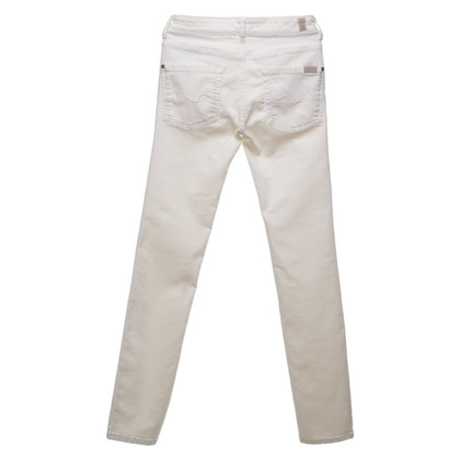 7 For All Mankind Jeans in crema