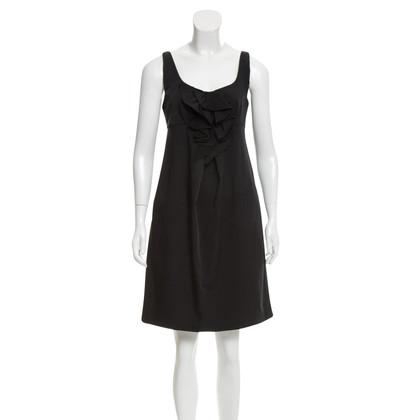 Diane von Furstenberg Zwarte jurk