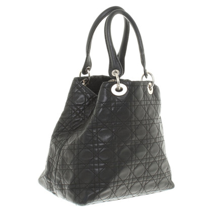 "Christian Dior ""Lady Dior Soft Bag"" in black"