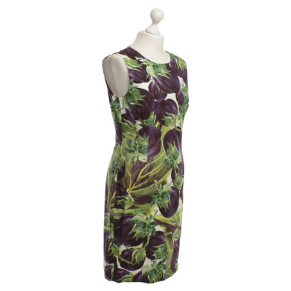 Dolce & Gabbana Dress with Motivprint