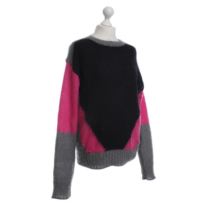 Joseph Multicolored knit sweater