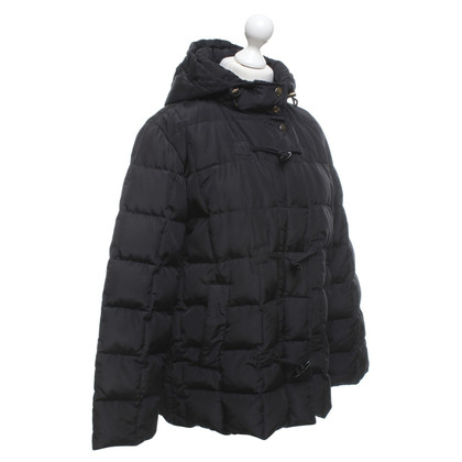 Max Mara Down jacket in black