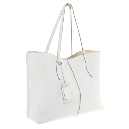Tod's Shoppers in White