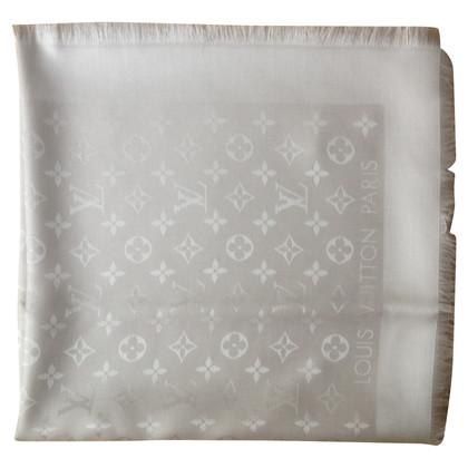 Louis Vuitton Châle Monogram Beige