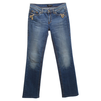 Roberto Cavalli Jeans with application