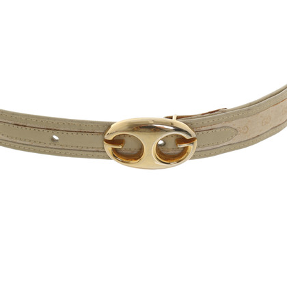 Gucci Waist belt with logo clasp