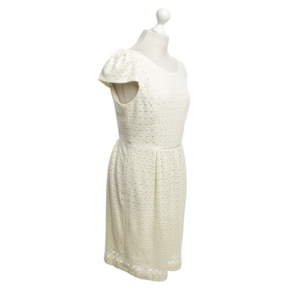 Hoss Intropia Summer dress in cream