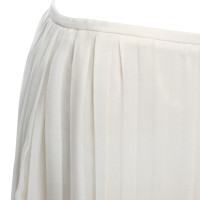 Rena Lange Pleated trousers in skirt optics
