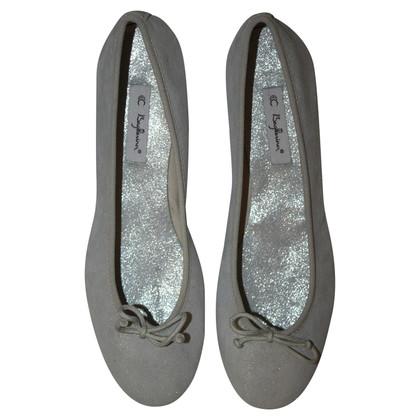 Andere merken Bagllerina - zilverachtige Ballerina's