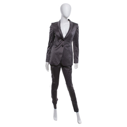 Cinque Suit in blue-grey