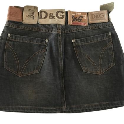 D&G mini-skirt