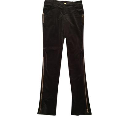 Gucci Fluwelen broek