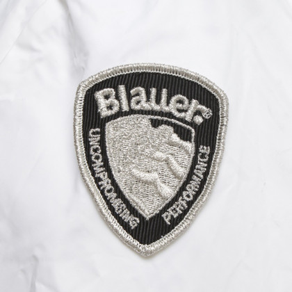 Blauer USA Jacket in White