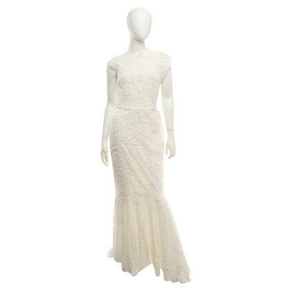 Dolce & Gabbana Bruidsjurk van wit kant