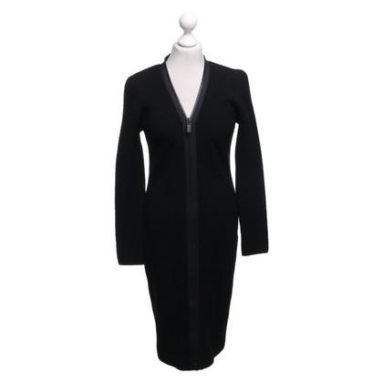 Tom Ford Gebreide jurk in zwart