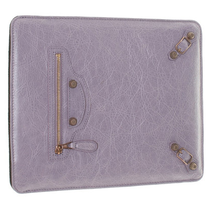 Balenciaga Ipad Case in Violett