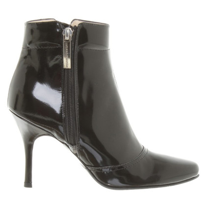 Luciano Padovan Ankle boots patent leather