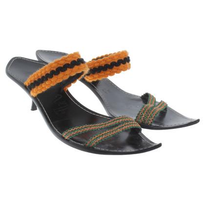 Loewe Sandals in brown